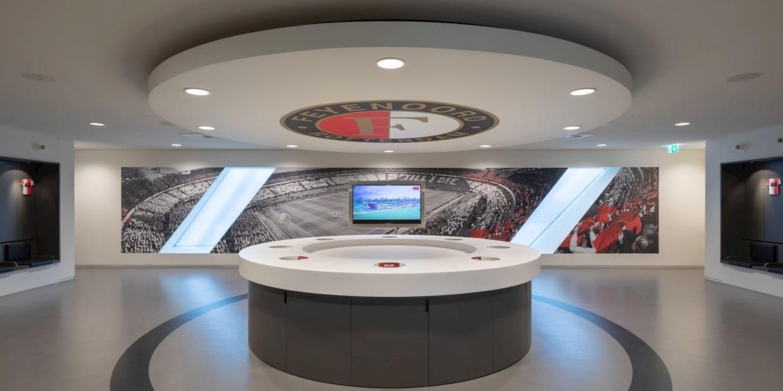 Feyenoord Trainingscomplex