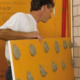 Schlüter®-Kerdi board