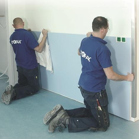 Acrovyn® deur- en kozijnbescherming
