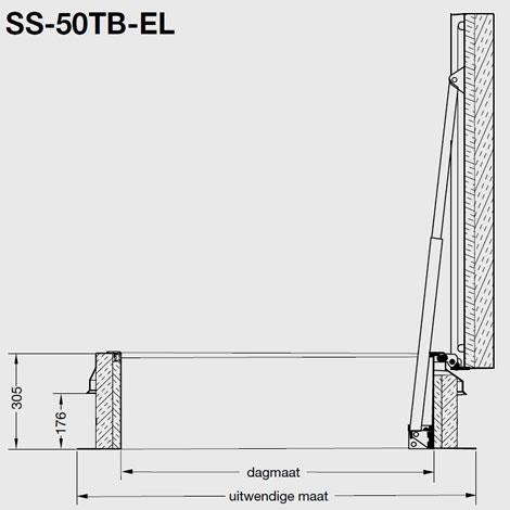 Type SS-50TB-EL