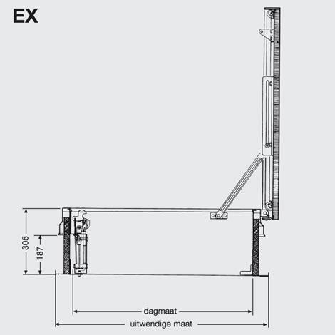 Type NB-50-EX