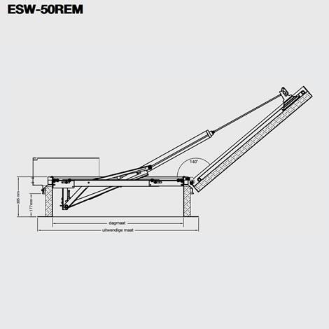 Type ESW-50REM