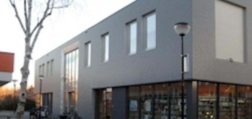 Storax close lamellen geven uitstraling aan Apotheek Buytenwegh