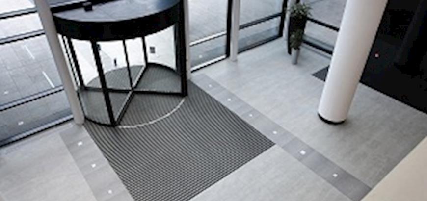 Storax introduceert Gradus entreematten in Nederland.
