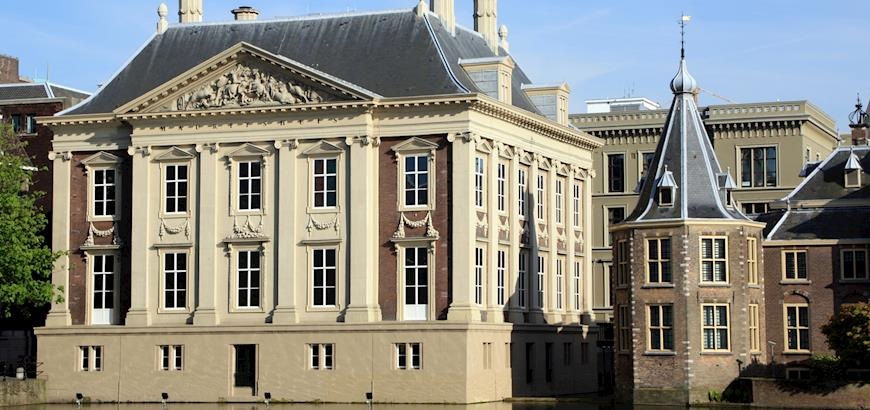 Vernieuwd Mauritshuis voorzien van Storax entreematten