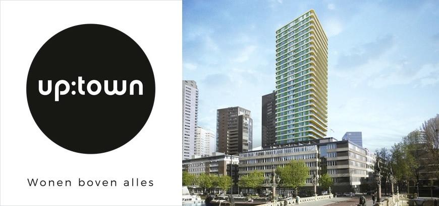 Nieuw in opdracht: Project Up:town Rotterdam!