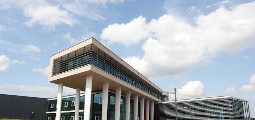 Storax zonwering voor Intergas in Coevorden