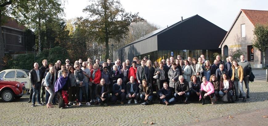 Dag in beeld: Storax personeelsfeest
