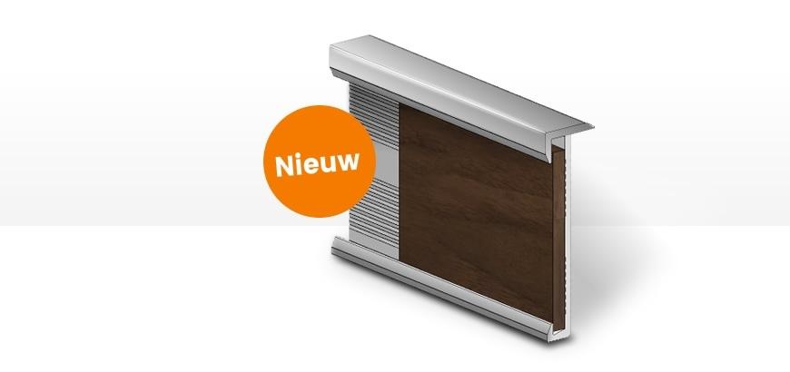 Storax introduceert het trapprofiel Prinz 299