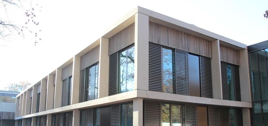Mytylschool Hilversum voorzien van Storax zonwering