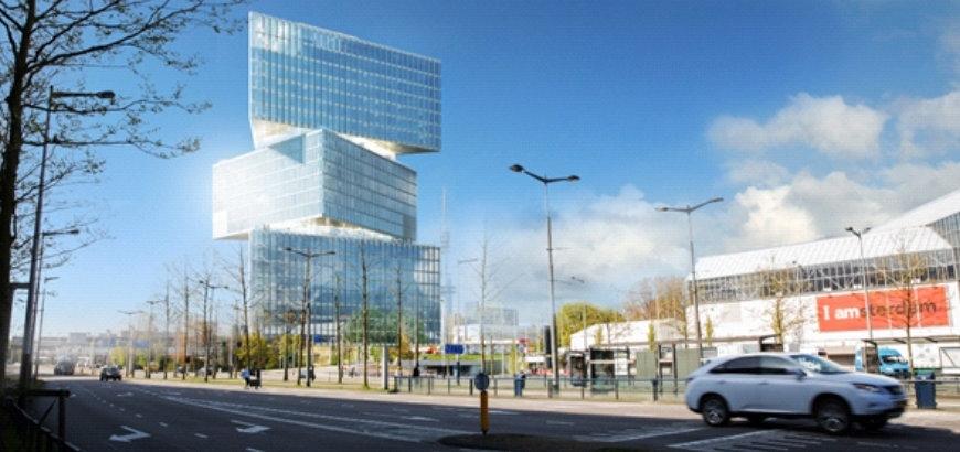 Storax ventilatieroosters voor Amsterdam RAI hotel