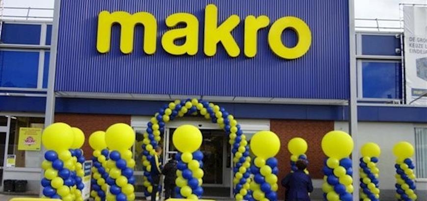 Ook Makro kiest voor Entrada Standaard entreematten