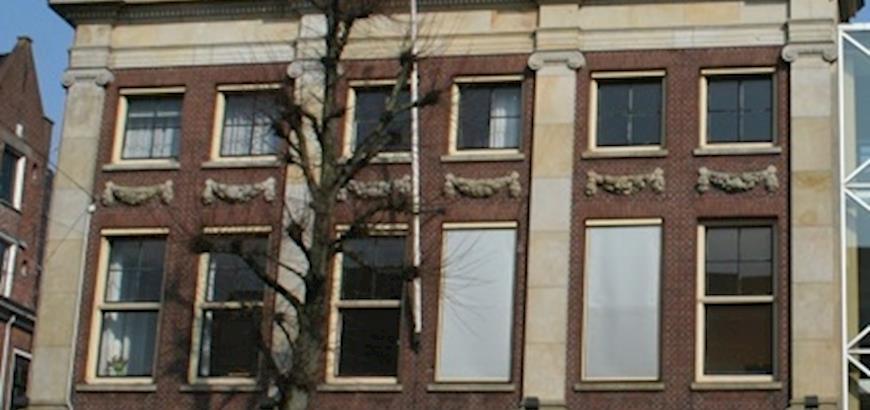 PThU voorzien van mooie glazen balustrades en aluminium plinten