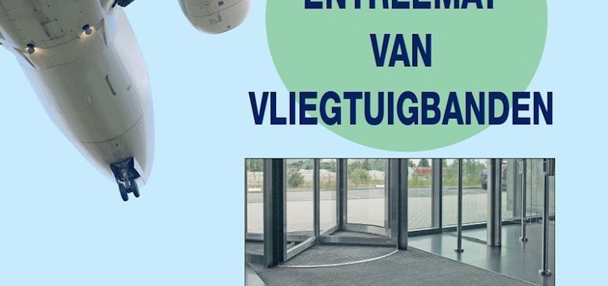 Ook het European Patent Office te Rijswijk kiest voor Storax entreematten