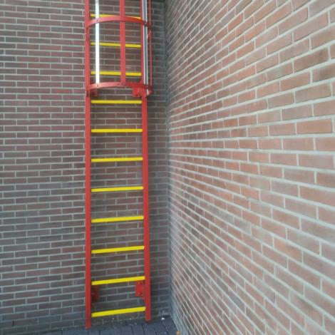 Antislip Laddersport