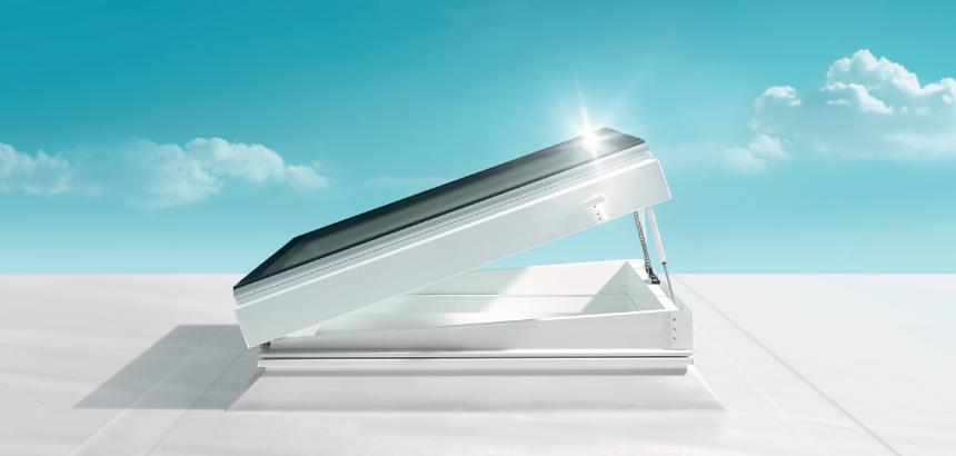 Storax is officieel verdeler van Skylux lichtkoepels in Nederland