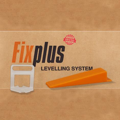 Fix Plus levelling systemen